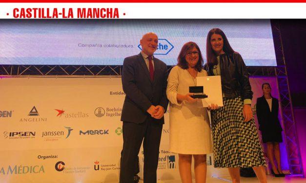 El Gobierno de Castilla-La Mancha, galardonado con uno de los premios Best in Class por su gestión sanitaria