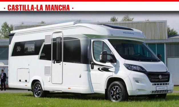 La Asociación de Campings de Castilla-La Mancha participará en el Salón Internacional de Caravaning 2018 de la mano del Gobierno regional