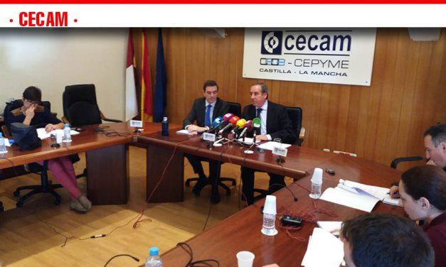 CECAM celebrará la XV Edición de sus Premios Empresariales el próximo 24 de octubre
