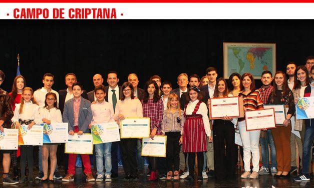Roberto Brasero clausura las II Jornadas Educativas del Medio Ambiente en Campo de Criptana