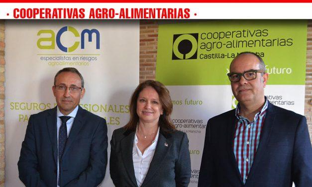 Las cooperativas de Castilla-La Mancha agrupan un volumen de contratación en seguros agrarios de 6,5 millones de euros