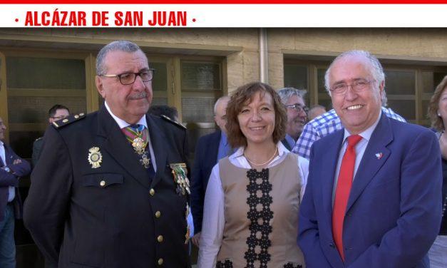 La Policía Nacional celebra la festividad de sus Patronos los Santos Ángeles Custodios con la tradicional misa en San Rafael