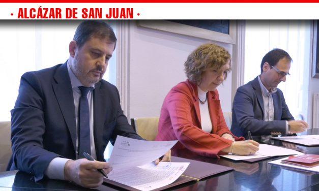 La Asociación de Familiares de Discapacitados firma un convenio de colaboración con la Fundación Solidaridad Carrefour para la realización de prácticas en la empresa