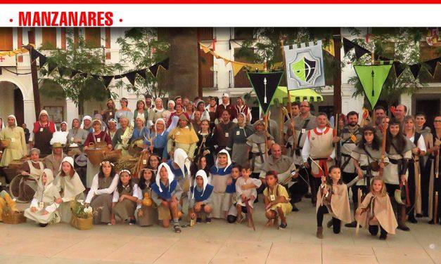 Gremios y profesiones protagonizan el concurso de indumentaria medieval