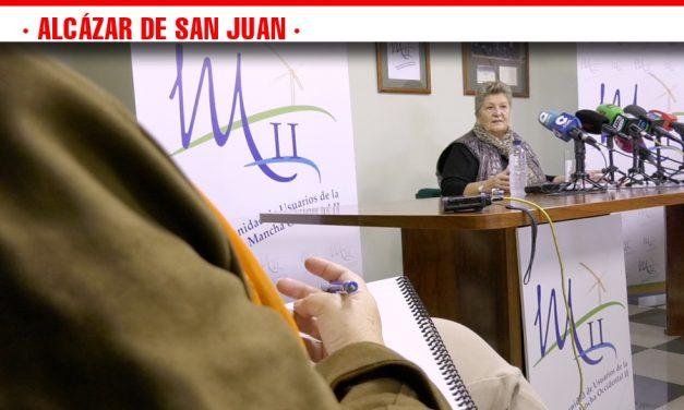 Araceli Olmedo dejará la presidencia de la Comunidad de Regantes Masa Mancha Occidental II el próximo mes de enero