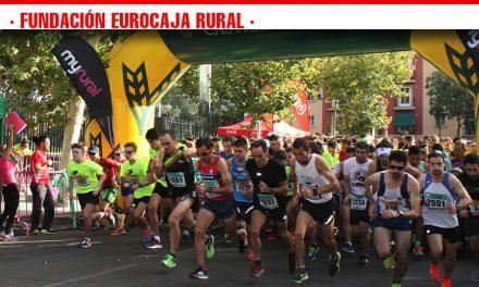 "La Carrera Solidaria ""Fundación Eurocaja Rural-Grupo Tello Alimentación"", lista para afrontar su 6ª edición"