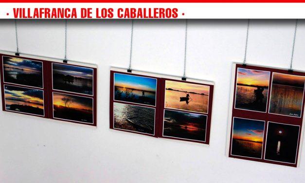 """Madero muestra en Villafranca """"sus espacios de luz"""" de las lagunas"""