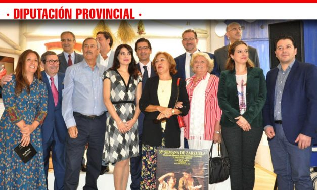 Caballero reclama en la presentación de la Semana de la Zarzuela el acceso en las zonas rurales a la cultura de calidad