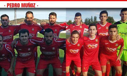 El Atlético Pedro Muñoz llega a Almoradiel con la urgencia de sumar los 3 puntos en juego para seguir el la parte alta de la tabla