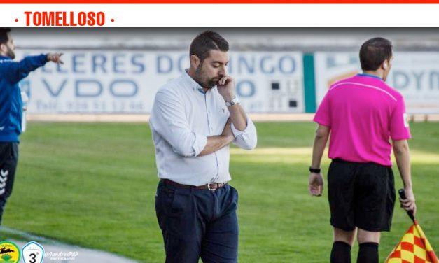 """Julián Espinosa: """"El fútbol es así, si perdonas lo pagas"""""""