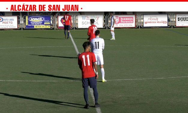 Victoria muy trabajada del Sporting de Alcázar por 2-1 ante una AD Campillo que luchó hasta el final
