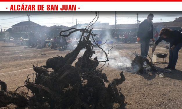 La XXII edición del Encuentro Nacional de Asociaciones de Amigos del Ferrocarril reúne a más de 60 cuadrillas de toda España en Alcázar de San Juan