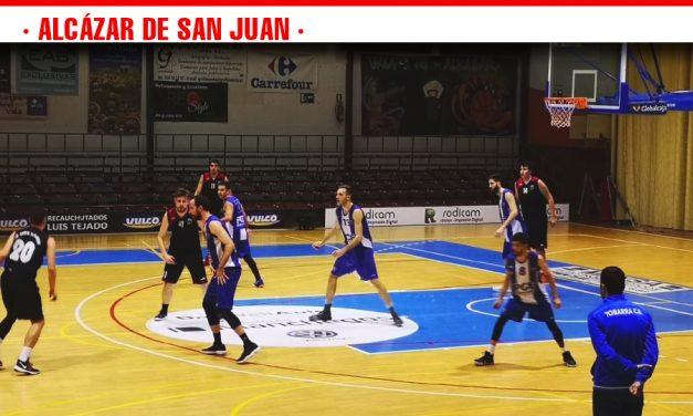 El pabellón Antonio Díaz-Miguel vive un final de infarto con la ajustada victoria del Grupo 76 Al-kasar frente al Tobarra por 78 – 75