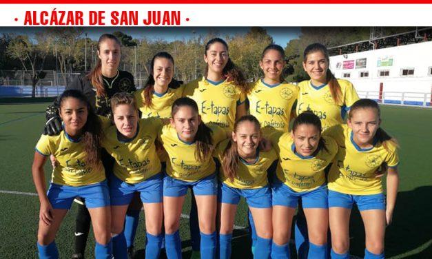 El Independiente Alcázar vence en casa  1-0 al Guadamur