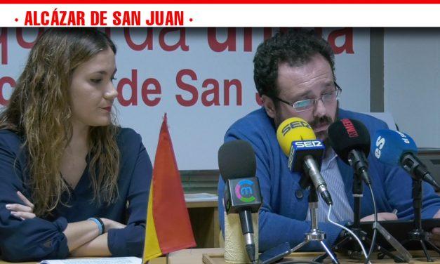 Izquierda Unida acusa al Gobierno Socialista de bloquear sistemáticamente sus propuestas de avance para Alcázar de San Juan