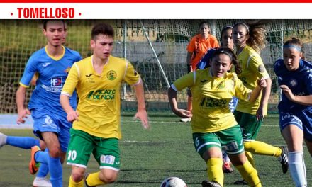 Previas de los equipos de la cantera del Atlético Tomelloso: femenino y juvenil