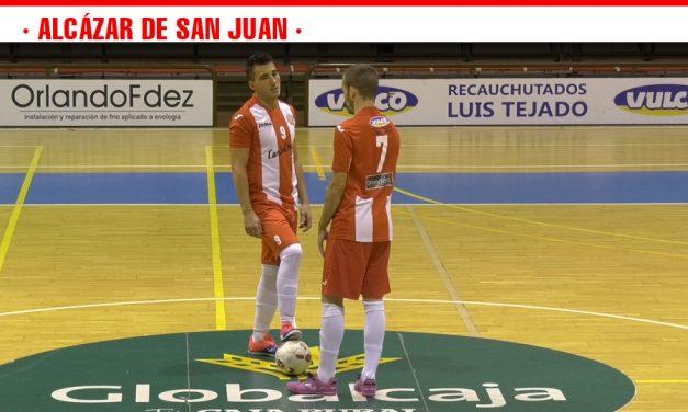 El Racing de Alcázar FS vence por 4-2 a un Socuéllamos que no le puso las cosas nada fáciles