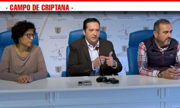 """Lucas-Torres: """"Llevo cuatro años creyendo, como alcalde, que el dinero donde mejor está es en el bolsillo de los contribuyentes"""""""