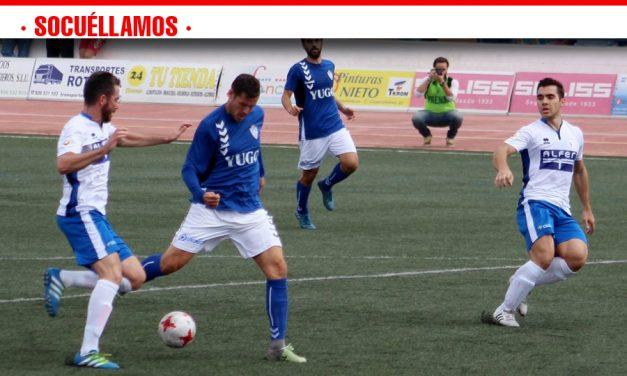 Aumenta la distancia en el liderato con la victoria del UD Yugo Socuéllamos por 1 – 0 al Mora CF