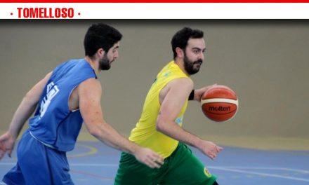 El Atlético Tomelloso Basket se impuso al Villa de Don Fadrique 58 – 70 tras superar a un equipo muy fuerte y físico que vendió cara su derrota