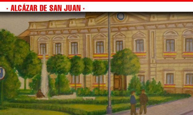 La exposición 'Alcázar a la acuarela' de Argelio Casado podrá visitarse en la Casa de la Cultura hasta el 30 de noviembre