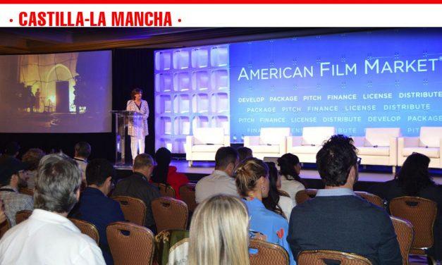 Castilla-La Mancha se presenta en Los Ángeles ante cerca de 500 productores como un potente plató de cine