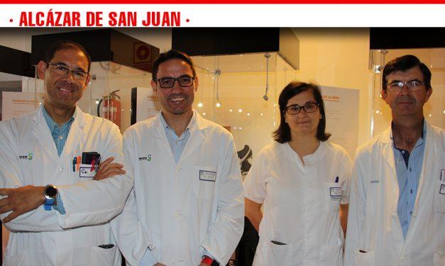 El Hospital Mancha Centro acoge una exposición dedicada a sensibilizar a la población sobre la insuficiencia cardiaca