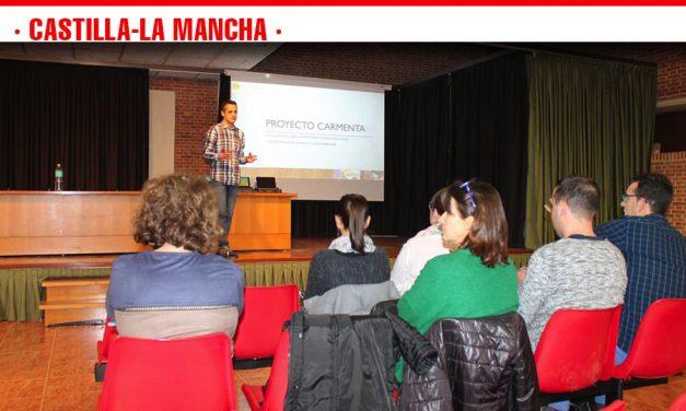Cerca de 270 docentes comienzan su formación en la utilización de libros digitales en el aula dentro del proyecto 'Carmenta'
