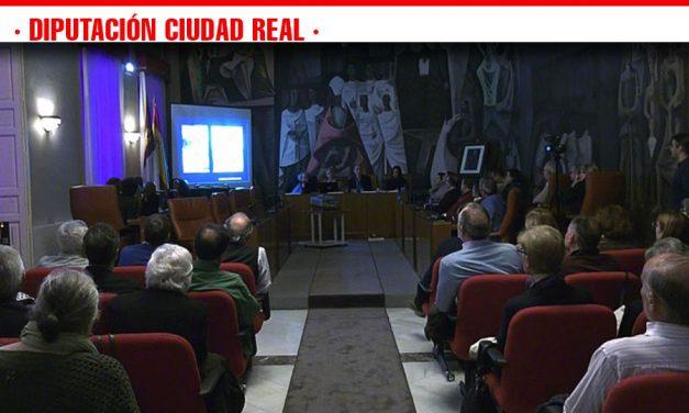 La Arquitectura y el Arte del Palacio Provincial abrió el ciclo de conferencias organizado por la Diputación con motivo del 125 aniversario
