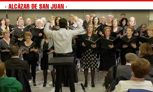 La Coral Polifónica de Alcázar de San Juan  celebra su 30 aniversario