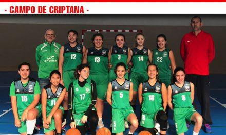 Crónicas Baloncesto Criptana 17 -18 noviembre