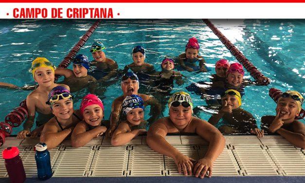 Comienza el Deporte Escolar para el Club de Natacion Criptana