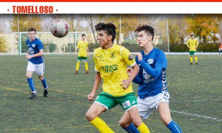 Previas de la cantera del Atlético Tomelloso que se enfrentan al CD Pedroñeras, Membrilla CF y Sporting de Alcázar