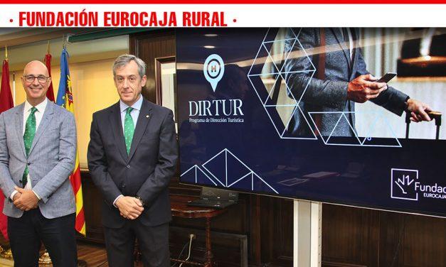 Fundación Eurocaja Rural lanza 'Dirtur', programa pionero para mejorar el sector turístico