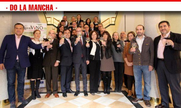 El Consejo Regulador entrega sus Premios 'Vino y Cultura' en Villarrobledo