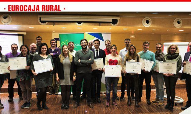 La Fundación Eurocaja Rural clausura con éxito su Escuela de Oratoria en Ciudad Real