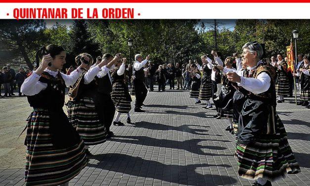 Quintanar de la Orden sale a la calle para celebrar sus 700 años de historia