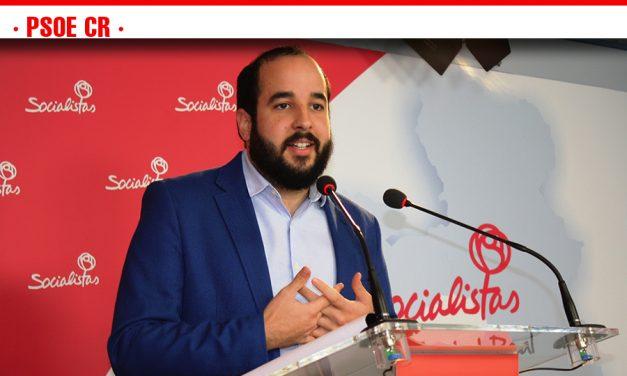 """González Caballero: """"Mientras García-Page marca el futuro de la región, Núñez sigue sin cortar el cordón umbilical de Cospedal y sus trabajillos con Villarejo"""""""