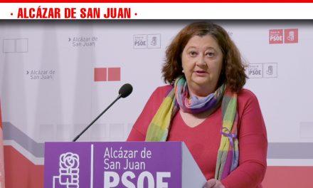 El PSOE de Alcázar de San Juan insta a los Grupos Políticos de la Corporación a aprobar por unanimidad la moción contra la violencia de género