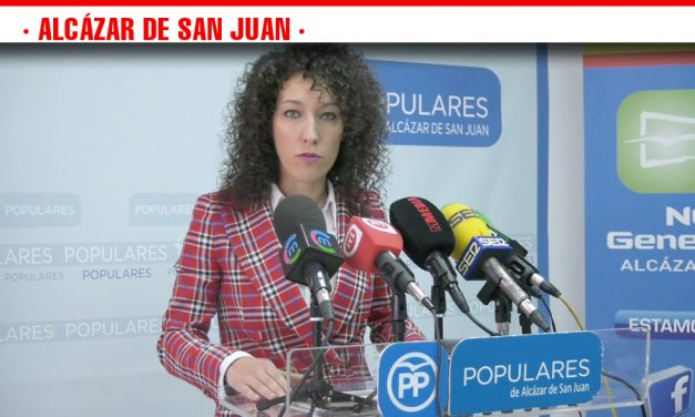 """El Partido Popular de Alcázar denuncia las """"políticas ineficaces"""" del PSOE de Castilla-La Mancha en materia de Sanidad"""