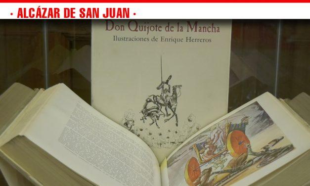 El Quijote a través de la ilustración, el Museo Municipal acoge la exposición 'Quijotes singulares' de Antonio Fernández-Caballero