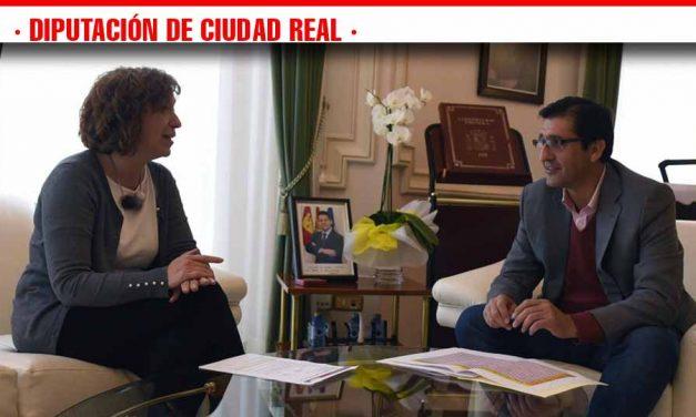 La Diputación ha aportado a Alcázar recursos por 5'8 millones de euros en lo que va de mandato