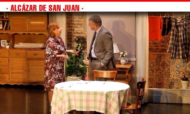 Ternura, sensibilidad y humor en la obra 'Conversaciones con mamá' con María Luisa Merlo y Jesús Cisneros en Alcázar de San Juan