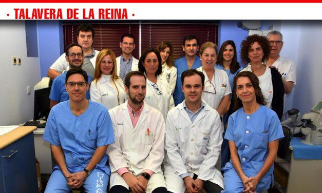 El Hospital de Talavera incorpora el trasplante de córnea a su cartera de servicios