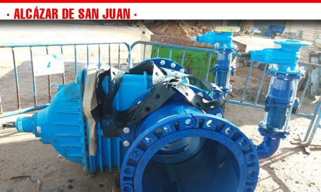 Aguas de Alcázar acometerá una importante actuación de mejora en la tubería de Perdigueras