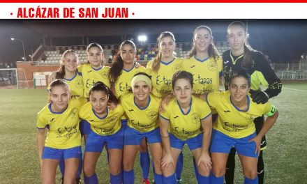 Dura derrota del Independiente Alcázar en Guadalajara por 5-0