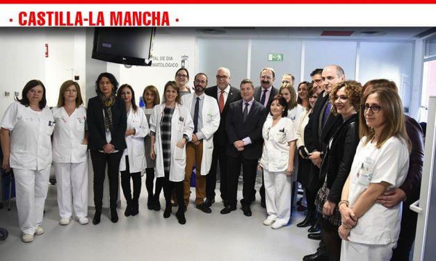 El Gobierno de Castilla-La Mancha amplía el Hospital de Día Oncohematológico del Hospital de Manzanares