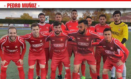 El Atlético Pedro Muñoz vence a domicilio a un combativo Infantes CF
