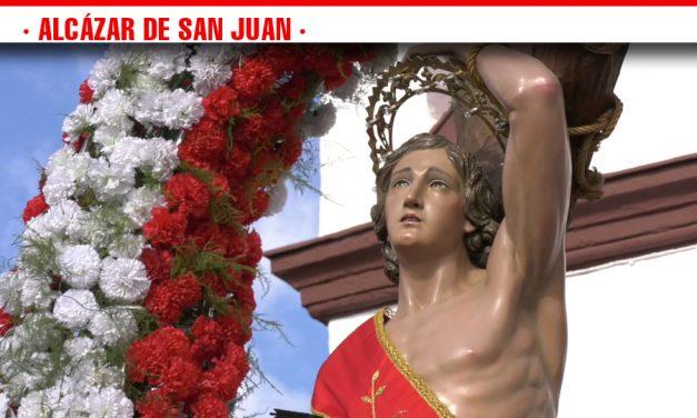 Fiestas en honor a San Sebastián en Alcázar de San Juan