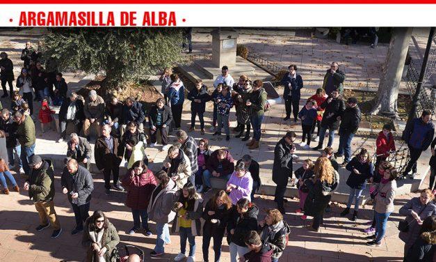 AFANION recibe los 445 euros recogidos en las Choco-Campanadas Solidarias de Argamasilla de Alba